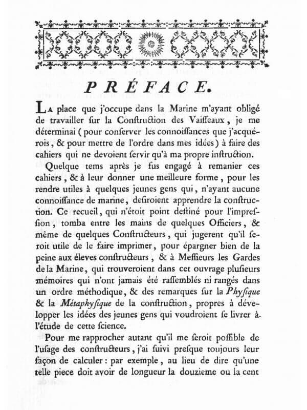 Elémens de l'Architecture Navale - Duhamel du Monceau - 1758  L003g10