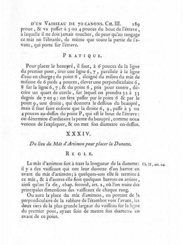 Elémens de l'Architecture Navale - Duhamel du Monceau - 1758  L003i10