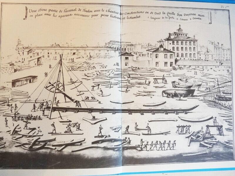 Album de Colbert - 1670 - Mr de Seignelay & Jean Jouve L004g10