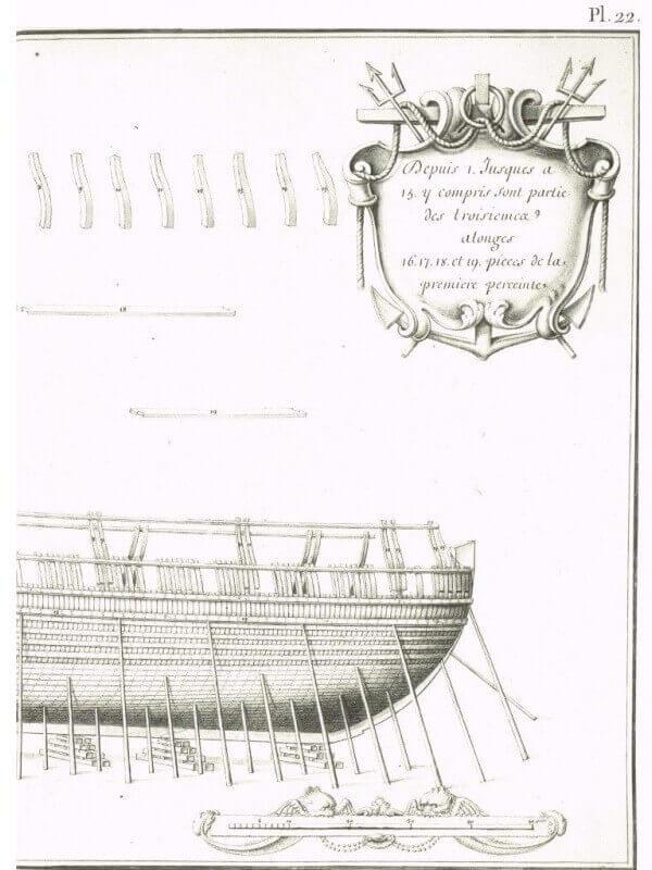 Album de Colbert - 1670 - Mr de Seignelay & Jean Jouve L004i10