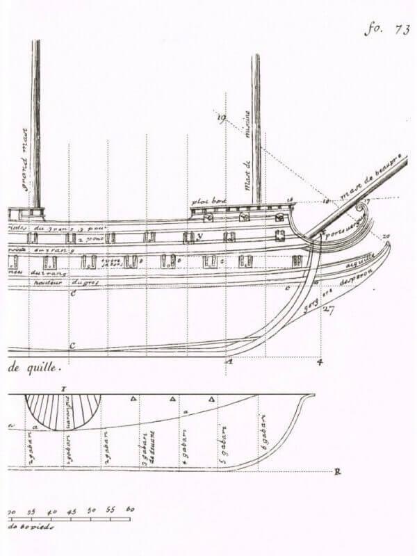 L'Architecture Navale - Dassie' - 1695 L005h10