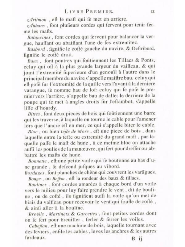 L'Architecture Navale - Dassie' - 1695 L005j10