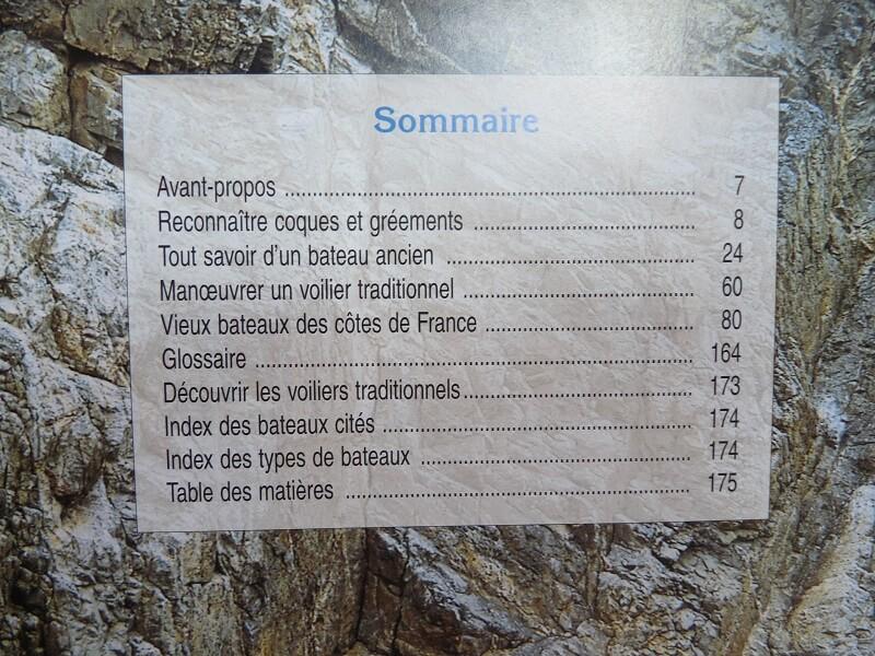 La voile et les voiliers de tradition - D. Lebrun & Ph. Payench L006d10
