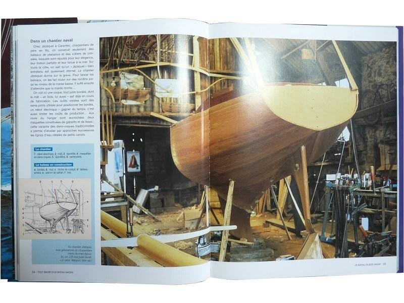 La voile et les voiliers de tradition - D. Lebrun & Ph. Payench L006e10