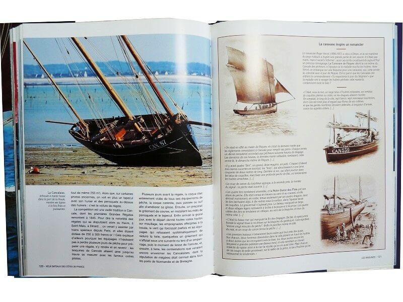 La voile et les voiliers de tradition - D. Lebrun & Ph. Payench L006f10
