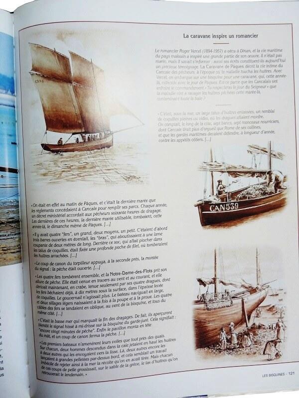 La voile et les voiliers de tradition - D. Lebrun & Ph. Payench L006g10