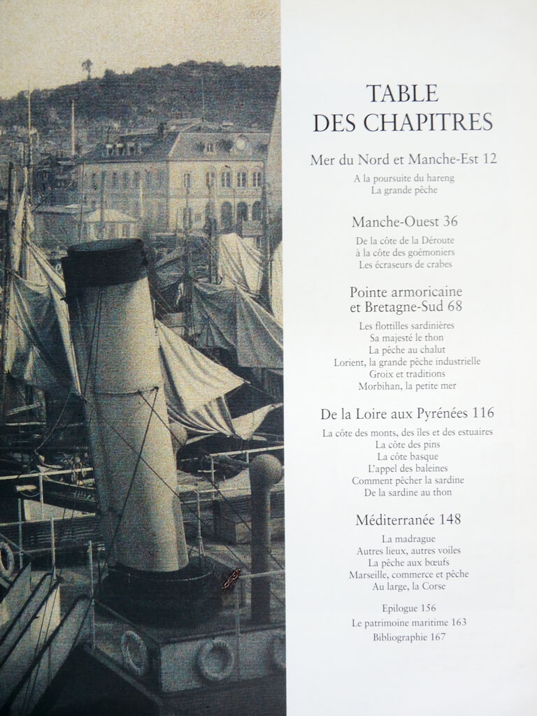 Voiliers de pêche du XXe siècle - Hervé Gloux L007b10