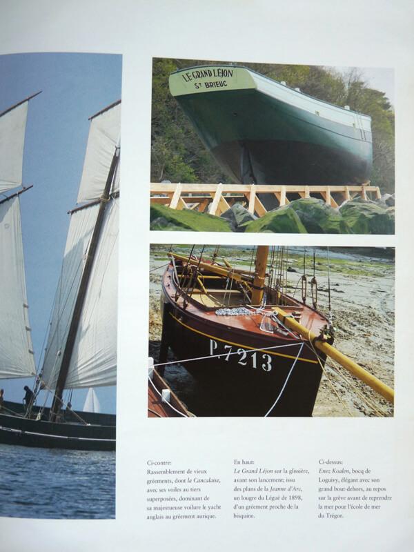 Voiliers de pêche du XXe siècle - Hervé Gloux L007d10