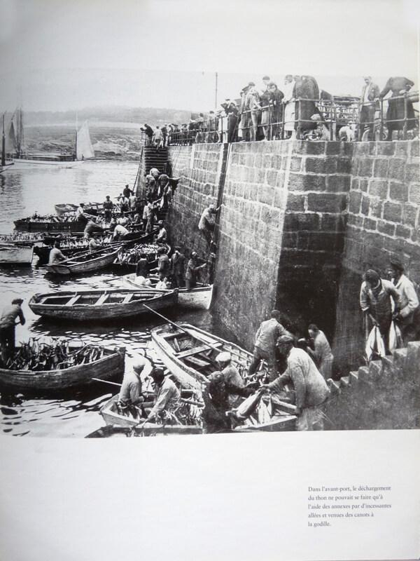 Voiliers de pêche du XXe siècle - Hervé Gloux L007e10