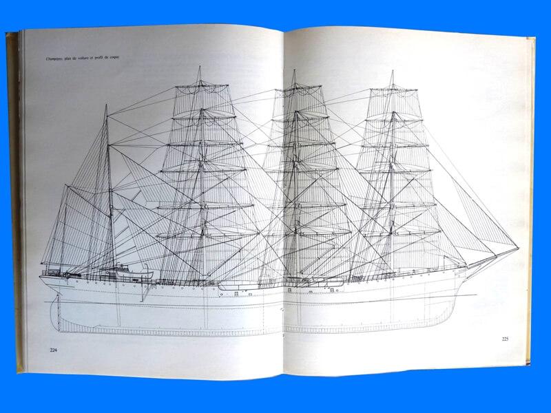 Grands voiliers Français - 1880 à 1930 - Jean Randier L009i10