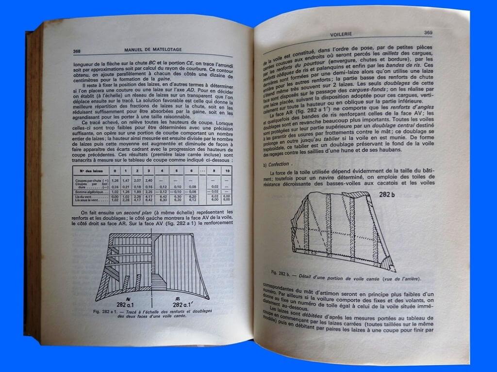 Manuel de matelotage & de voilerie à l'usage des marins professionnels et des plaisanciers - G. Devillers L010f10