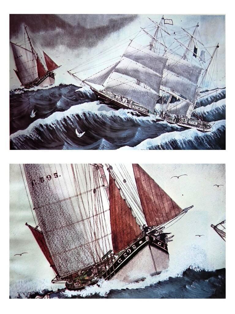 Groix - L'île des Thoniers - Dominique Duviard L011j10