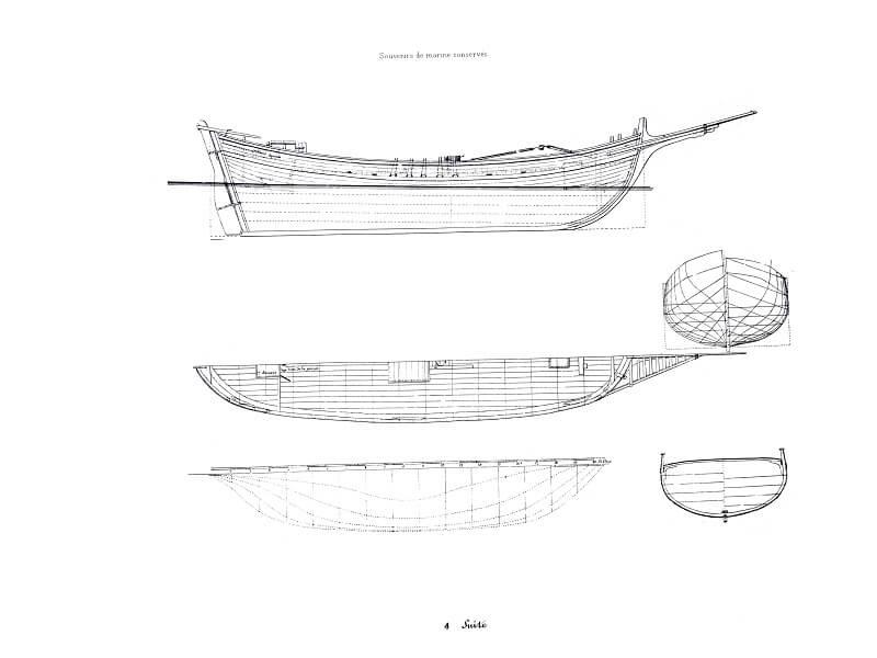 Souvenirs de Marine conservés - 1ère partie - Tome I & II - Vice Amiral Pâris L017h10