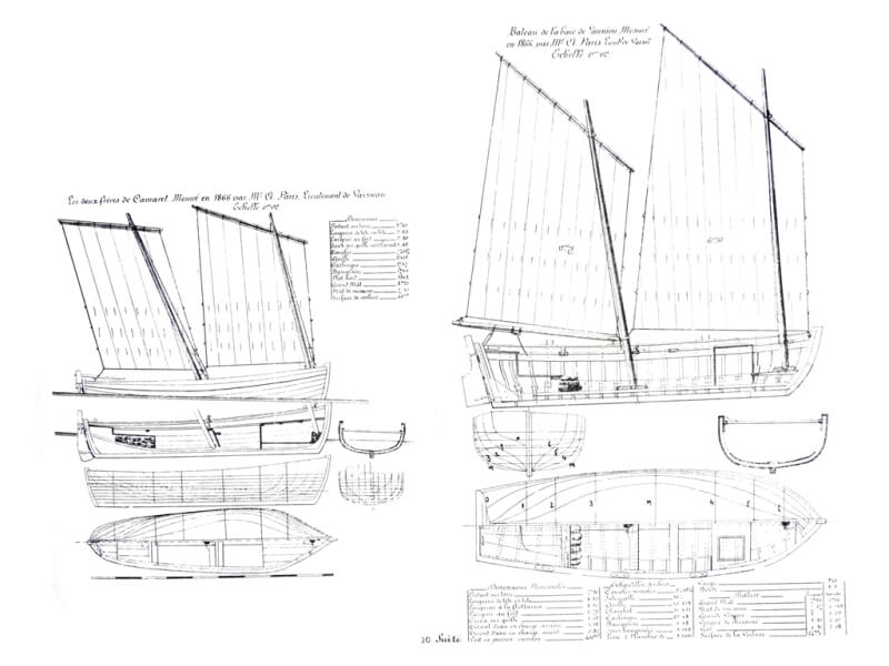 Souvenirs de Marine conservés - 1ère partie - Tome I & II - Vice Amiral Pâris L017i10