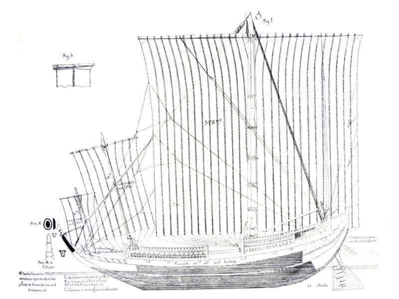 Souvenirs de Marine conservés - 1ère partie - Tome I & II - Vice Amiral Pâris L017j10