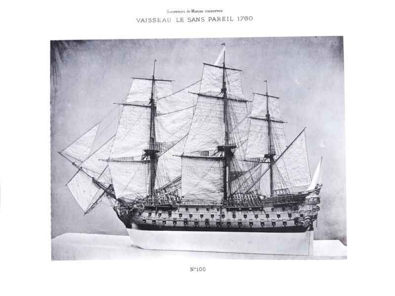Souvenirs de Marine conservés - 1ère partie - Tome I & II - Vice Amiral Pâris L017r10