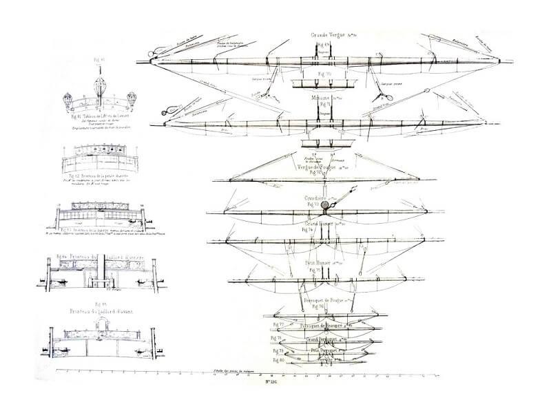 Souvenirs de Marine conservés - 2ème partie - Tome III & IV - Vice Amiral Pâris L018h10