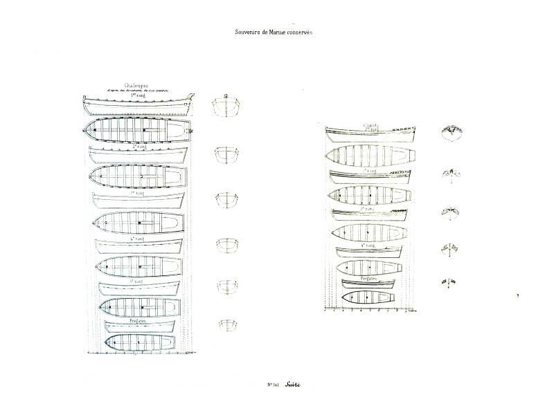 Souvenirs de Marine conservés - 2ème partie - Tome III & IV - Vice Amiral Pâris L018i10