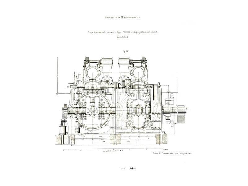 Souvenirs de Marine conservés - 2ème partie - Tome III & IV - Vice Amiral Pâris L018o10
