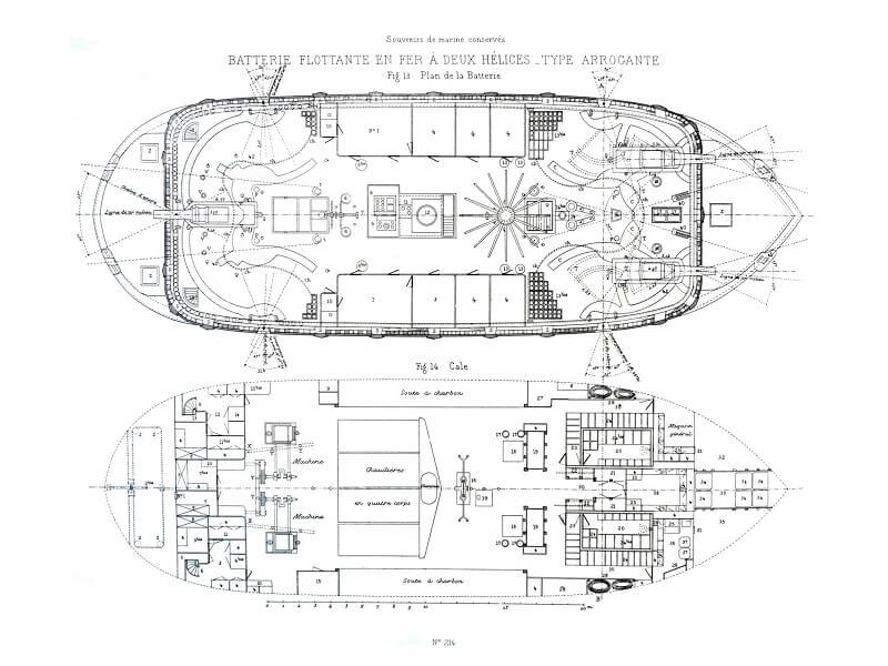 Souvenirs de Marine conservés - 2ème partie - Tome III & IV - Vice Amiral Pâris L018p10
