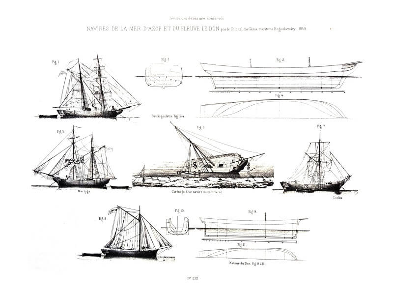 Souvenirs de Marine conservés - 2ème partie - Tome III & IV - Vice Amiral Pâris L018r10