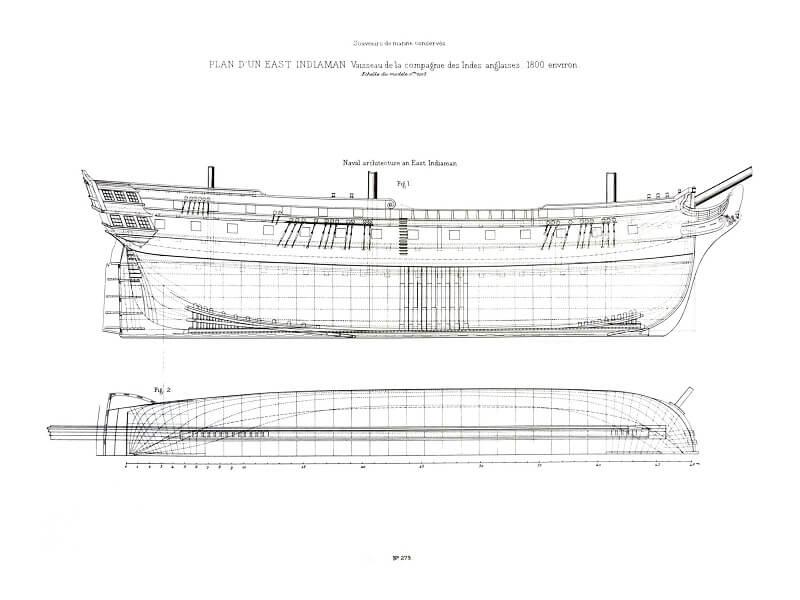 Souvenirs de Marine conservés - 3ème partie - Tome V & VI - Vice Amiral Pâris L019j10