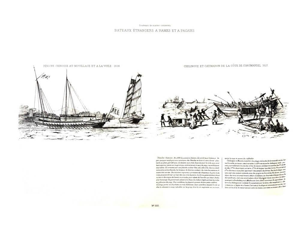Souvenirs de Marine conservés - 3ème partie - Tome V & VI - Vice Amiral Pâris L019q10