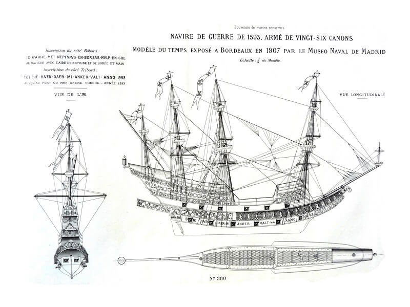 Souvenirs de Marine conservés - 3ème partie - Tome V & VI - Vice Amiral Pâris L019r10