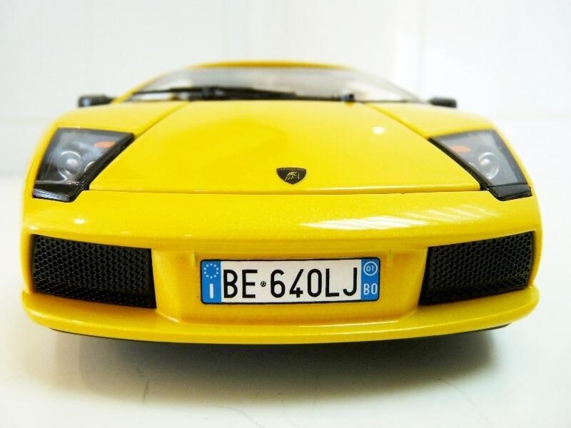 Lamborghini Murcièlago - 2004 - BBurago 1/18 ème Lambor13