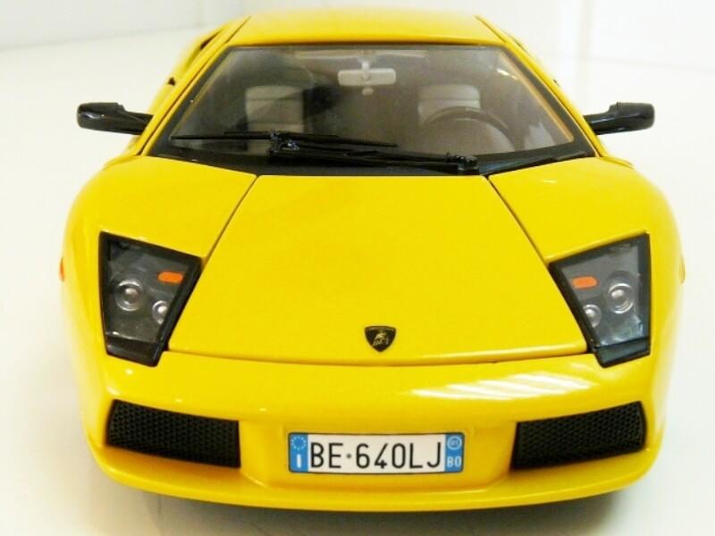 Lamborghini Murcièlago - 2004 - BBurago 1/18 ème Lambor14