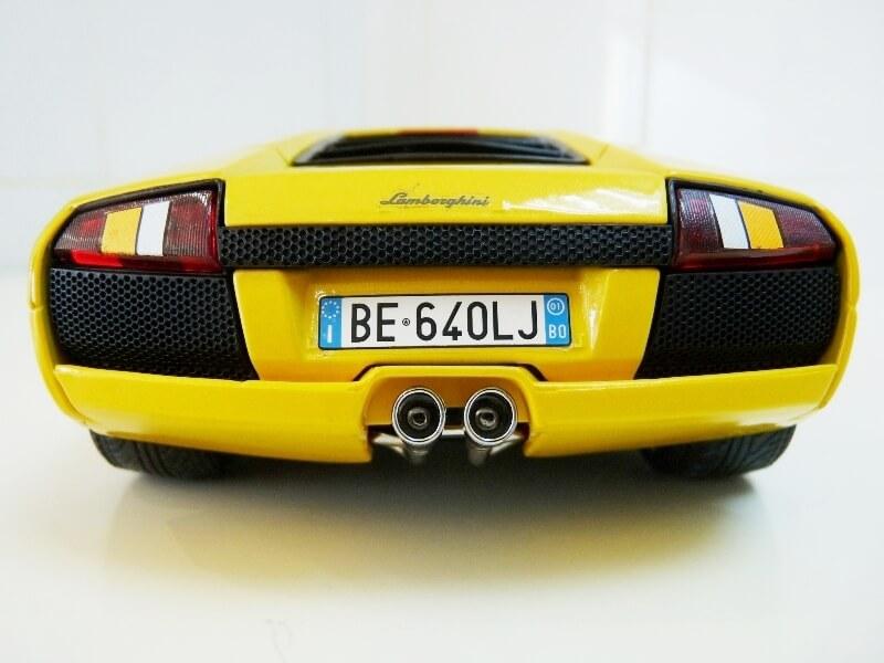 Lamborghini Murcièlago - 2004 - BBurago 1/18 ème Lambor15