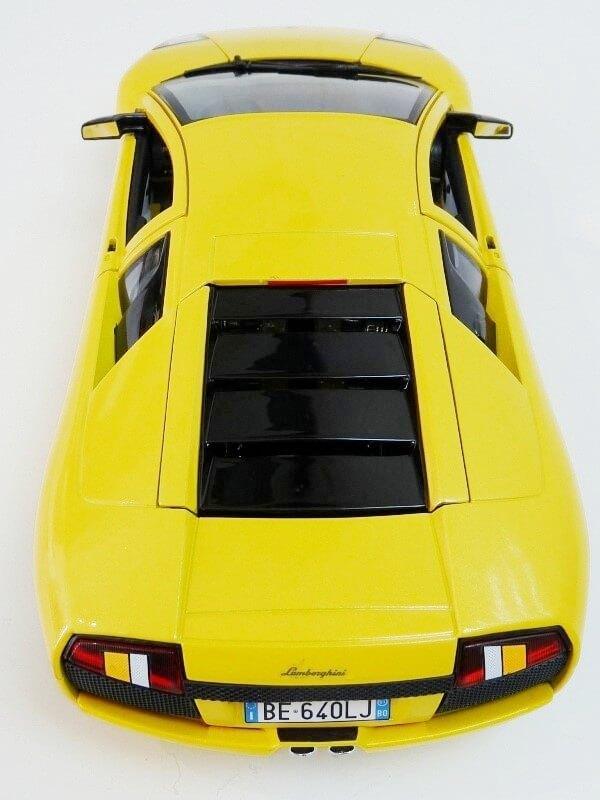 Lamborghini Murcièlago - 2004 - BBurago 1/18 ème Lambor17