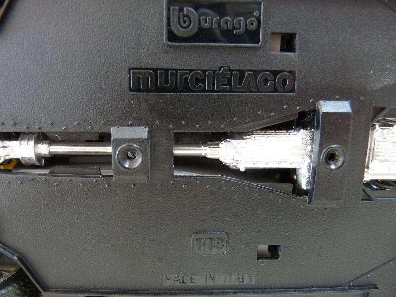 Lamborghini Murcièlago - 2004 - BBurago 1/18 ème Lambor18