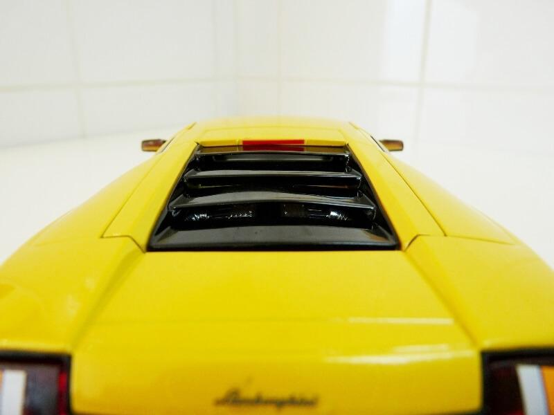 Lamborghini Murcièlago - 2004 - BBurago 1/18 ème Lambor19