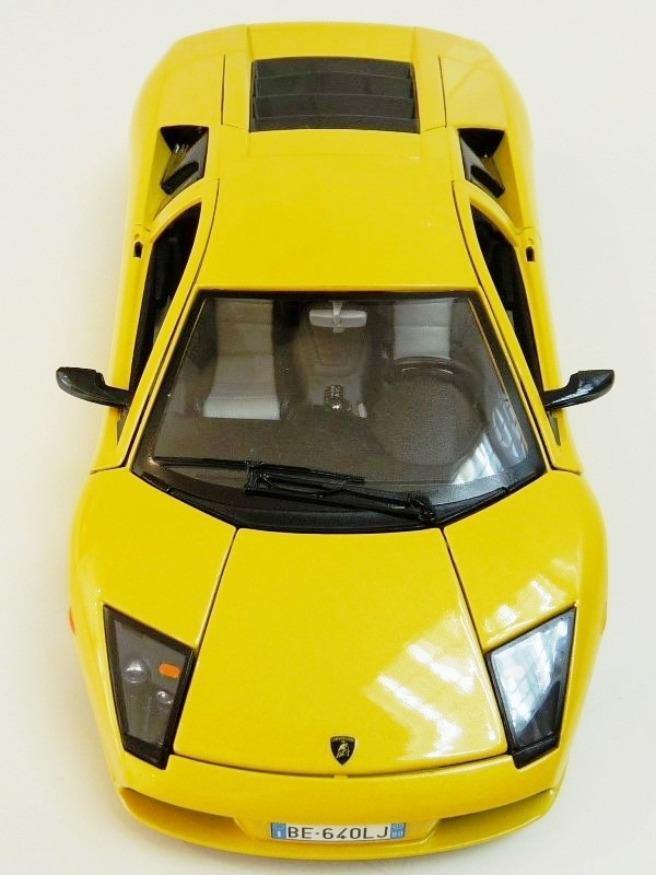 Lamborghini Murcièlago - 2004 - BBurago 1/18 ème Lambor20