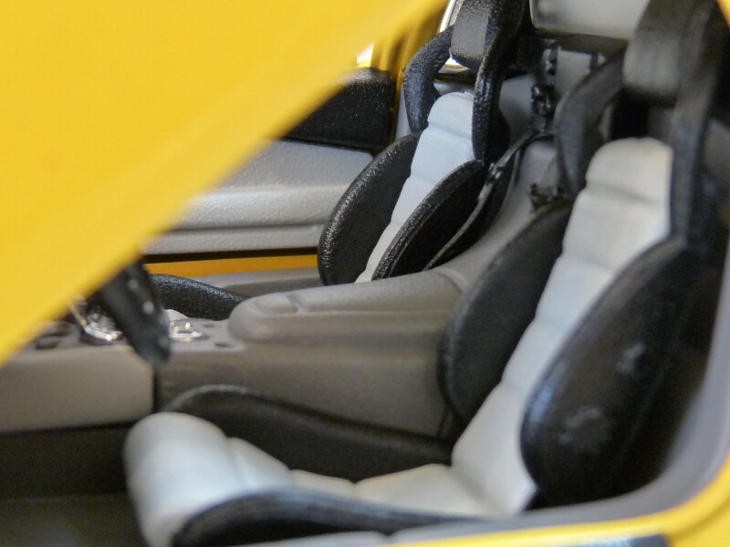 Lamborghini Murcièlago - 2004 - BBurago 1/18 ème Lambor22