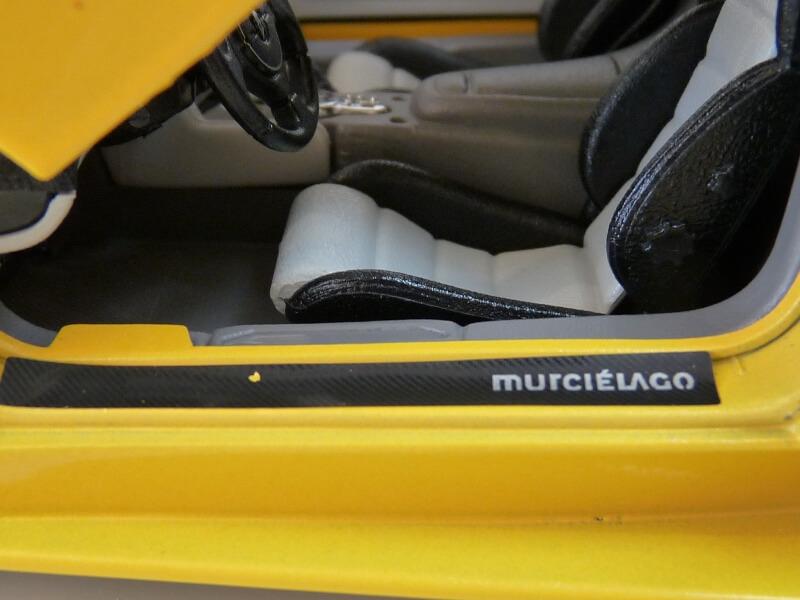 Lamborghini Murcièlago - 2004 - BBurago 1/18 ème Lambor27