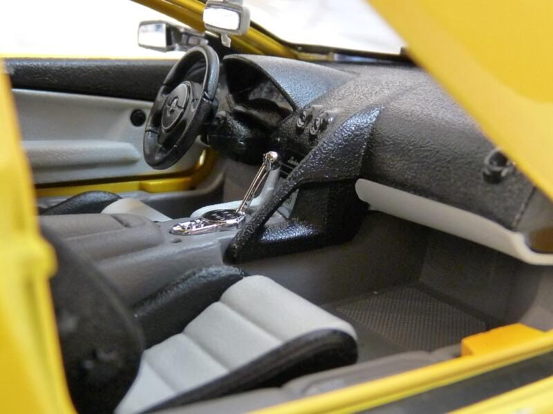 Lamborghini Murcièlago - 2004 - BBurago 1/18 ème Lambor28