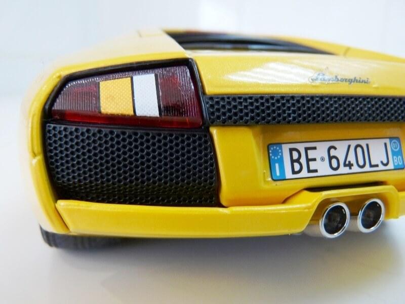 Lamborghini Murcièlago - 2004 - BBurago 1/18 ème Lambor30