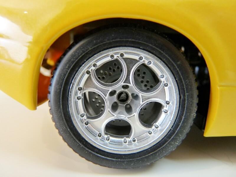 Lamborghini Murcièlago - 2004 - BBurago 1/18 ème Lambor31