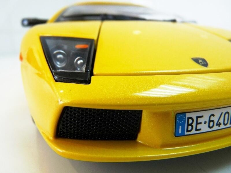 Lamborghini Murcièlago - 2004 - BBurago 1/18 ème Lambor32
