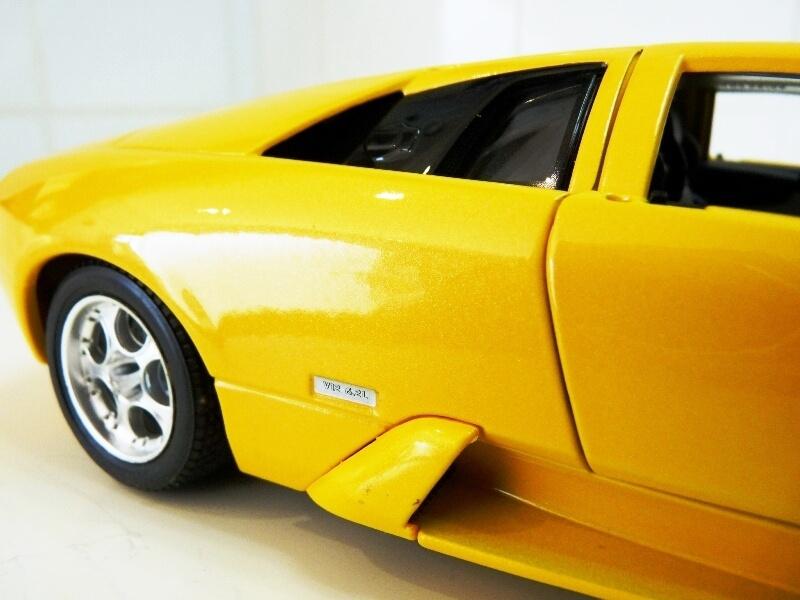 Lamborghini Murcièlago - 2004 - BBurago 1/18 ème Lambor33