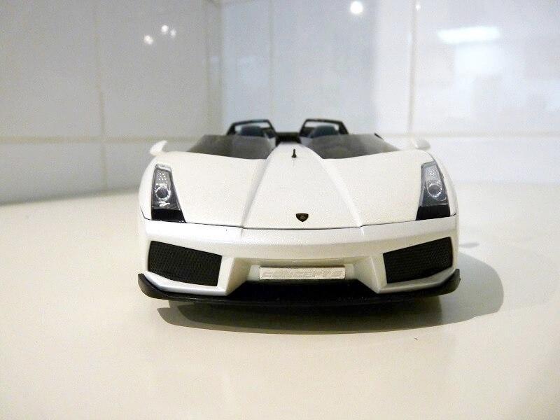 Lamborghini Concept S - 2005 - Mondo Motors 1/18 ème Lambor34