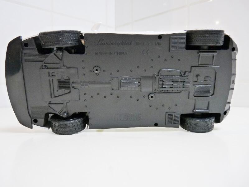 Lamborghini Concept S - 2005 - Mondo Motors 1/18 ème Lambor36