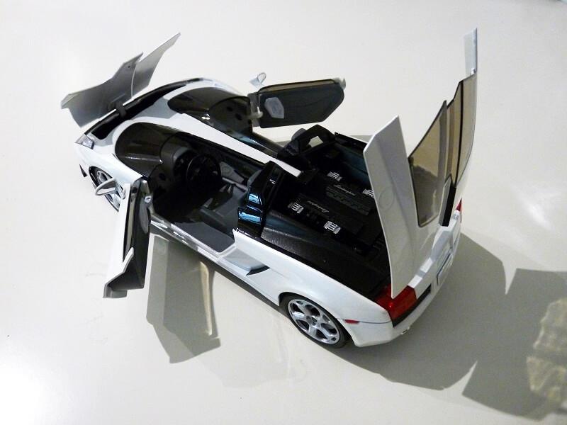 Lamborghini Concept S - 2005 - Mondo Motors 1/18 ème Lambor46