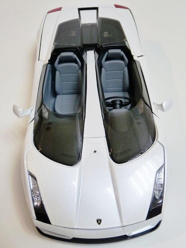 Lamborghini Concept S - 2005 - Mondo Motors 1/18 ème Lambor49