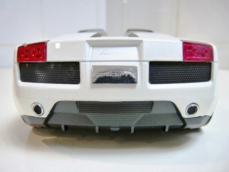 Lamborghini Concept S - 2005 - Mondo Motors 1/18 ème Lambor50