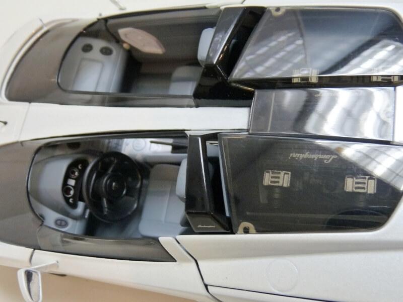 Lamborghini Concept S - 2005 - Mondo Motors 1/18 ème Lambor52