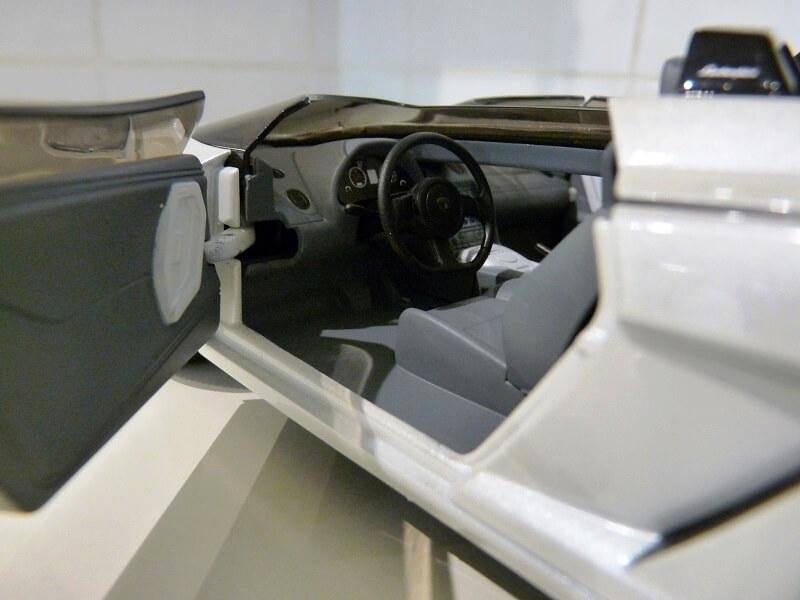 Lamborghini Concept S - 2005 - Mondo Motors 1/18 ème Lambor57