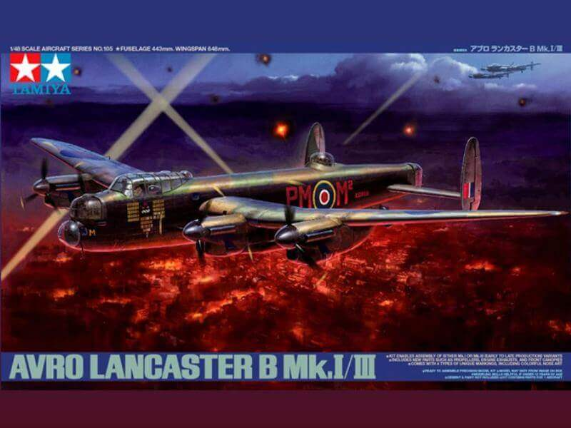 Avro Lancaster Mk.III - Tamiya 1/48 - Par fombec6 - Fini. Lanc_110